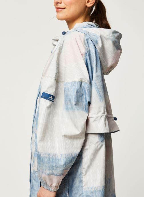 Vêtements adidas by Stella McCartney Parka Printed Multicolore vue détail/paire