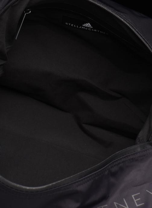 Sporttaschen adidas by Stella McCartney Round Duffel S schwarz ansicht von hinten