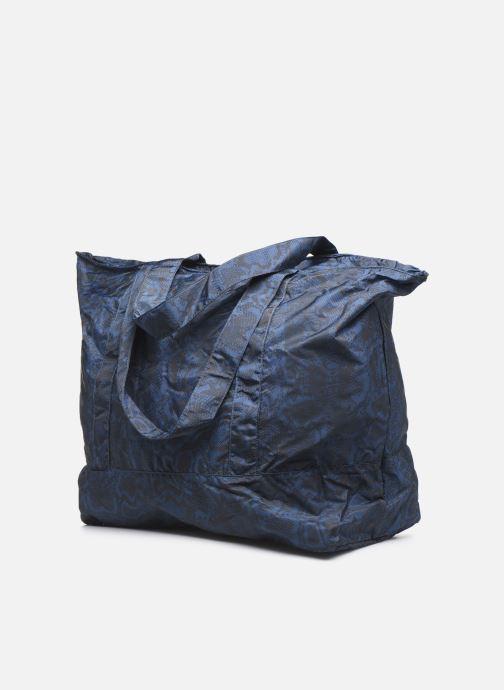 Bolsas de deporte adidas by Stella McCartney Large Tote Azul vista lateral derecha