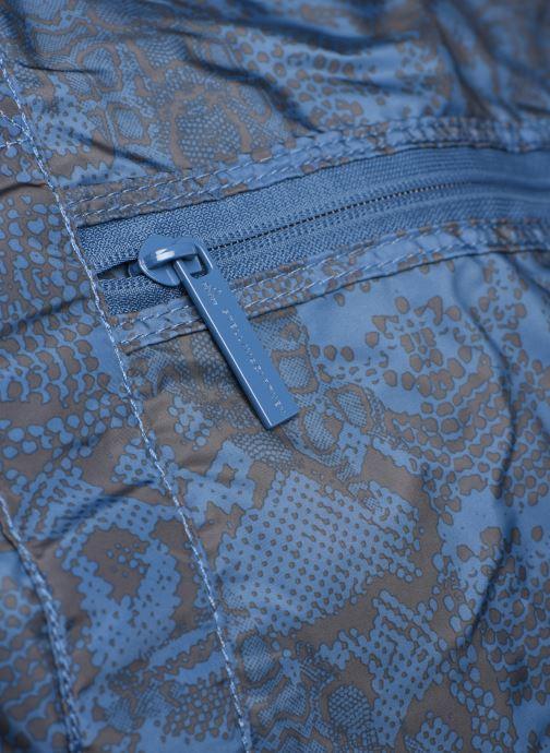 Sporttaschen adidas by Stella McCartney Large Tote blau ansicht von links
