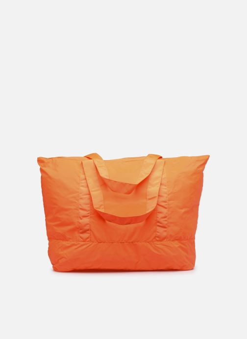 Sporttaschen adidas by Stella McCartney Large Tote orange ansicht von vorne