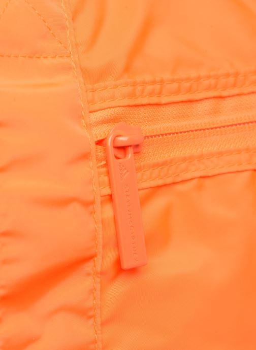 Sporttaschen adidas by Stella McCartney Large Tote orange ansicht von links