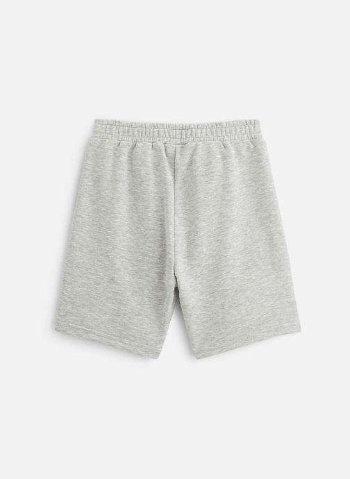 Vêtements FILA Tappen Shorts Gris vue bas / vue portée sac