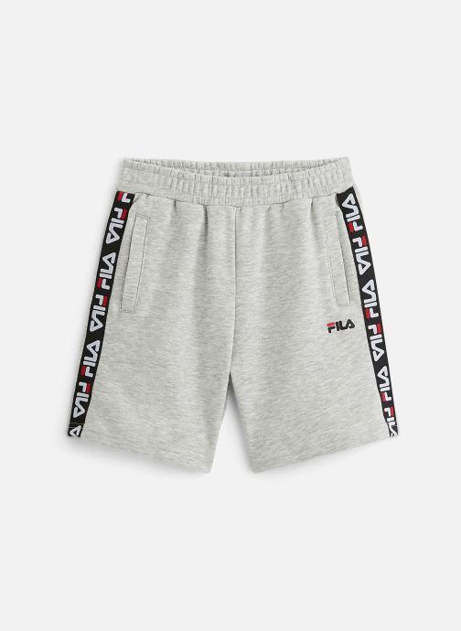 Vêtements FILA Tappen Shorts Gris vue détail/paire
