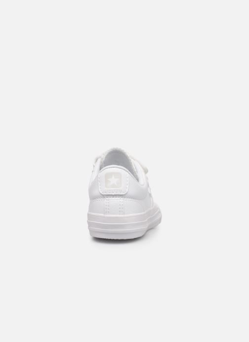 Baskets Converse Star Player 3V LATAM Ox Blanc vue droite