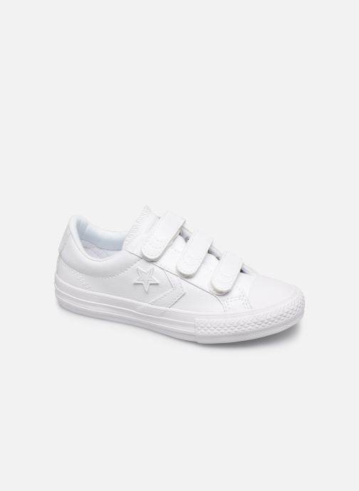 Baskets Converse Star Player 3V LATAM Ox Blanc vue détail/paire