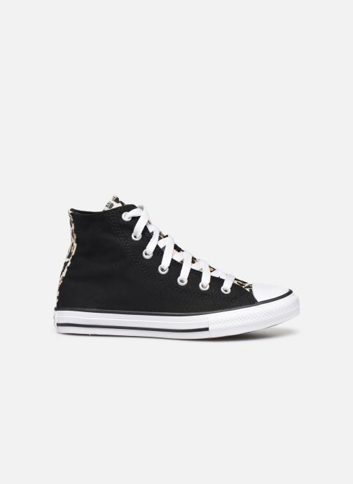 Trainers Converse Chuck Taylor All Star Archive Cheetah Hi Black back view