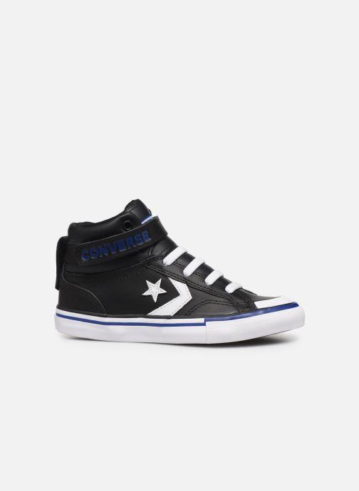 Baskets Converse Pro Blaze Strap Twisted Leather Hi J Noir vue derrière