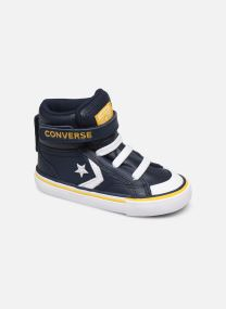 Deportivas Niños Pro Blaze Strap Twisted Leather Hi E