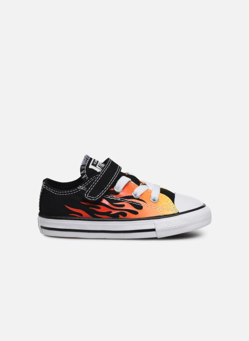 Sneakers Converse Chuck Taylor All Star 1V Archive Flames Ox Sort se bagfra