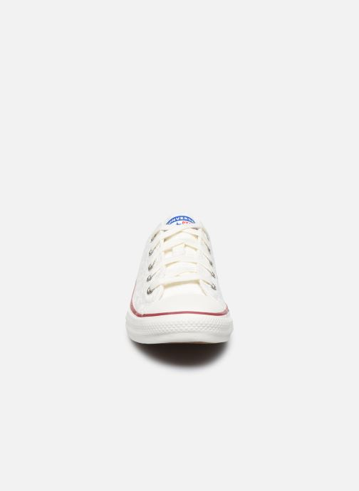 Sneakers Converse Chuck Taylor All Star Little Miss Chuck Ox Hvid se skoene på