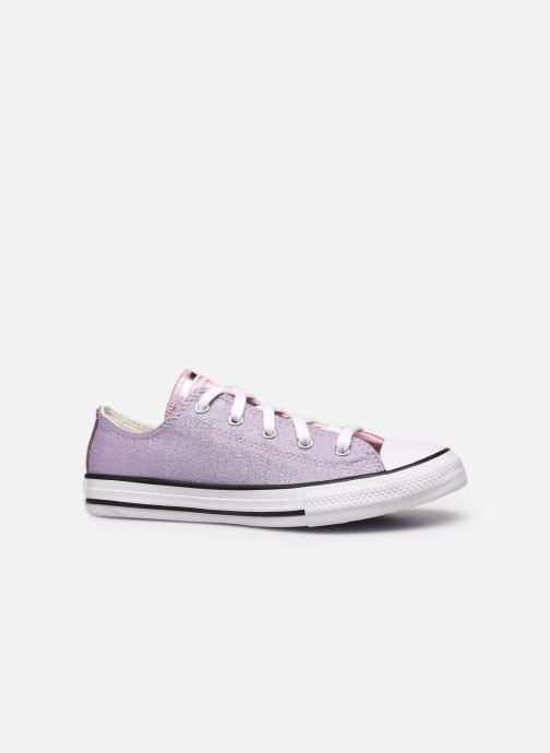 Sneakers Converse Chuck Taylor All Star Metallic Ox Lilla se bagfra