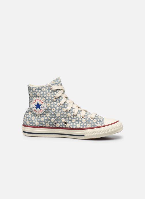 Sneaker Converse Chuck Taylor All Star Little Miss Chuck Hi blau ansicht von hinten