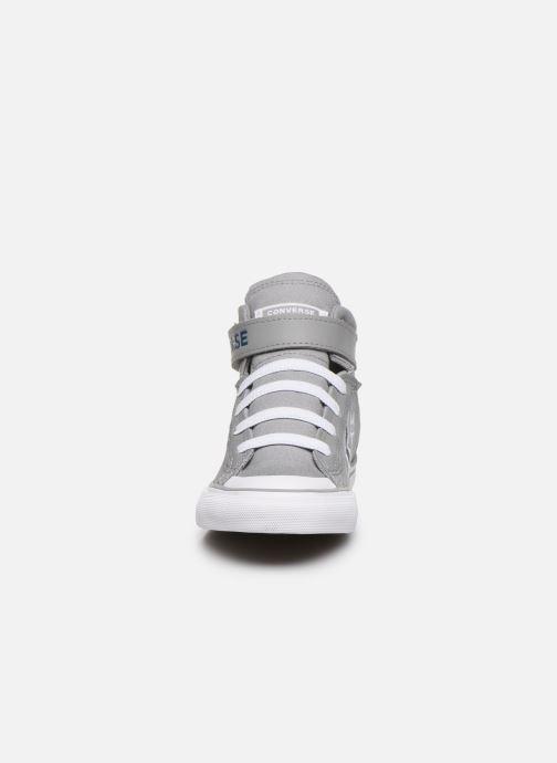 Sneakers Converse Pro Blaze Strap Textile Distort Hi J Grå se skoene på
