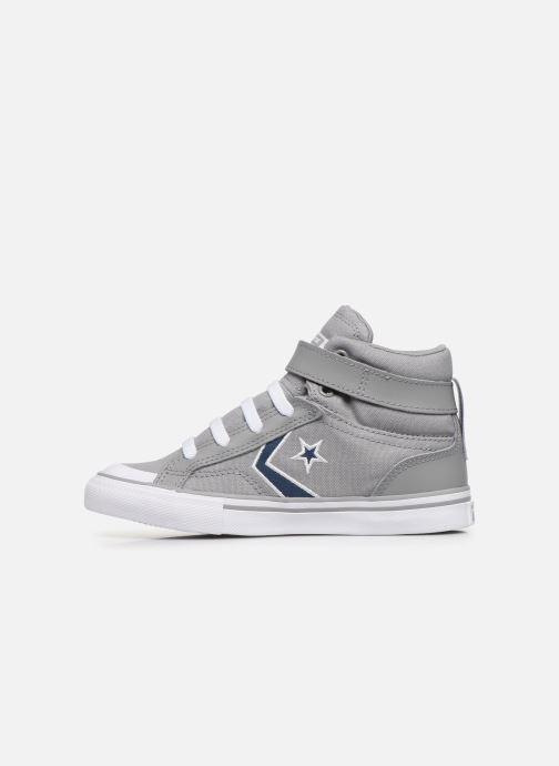 Sneakers Converse Pro Blaze Strap Textile Distort Hi J Grå se forfra