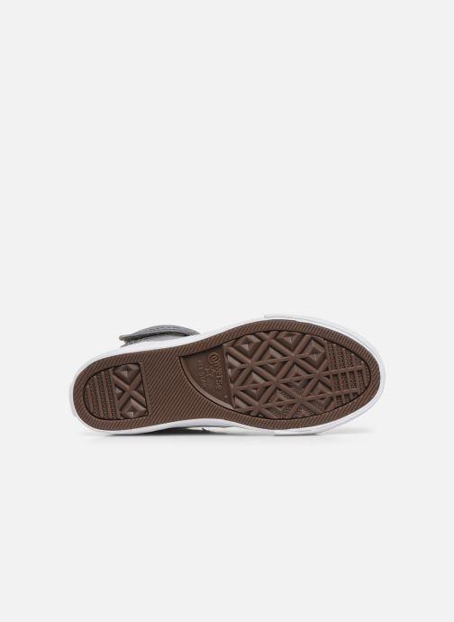 Sneakers Converse Pro Blaze Strap Textile Distort Hi J Grå se foroven