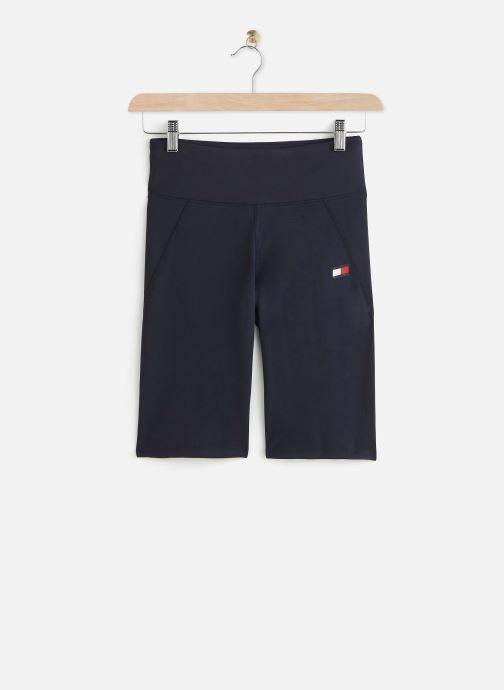Vêtements Tommy Sport Knit  Long Short Lbr W Bleu vue détail/paire