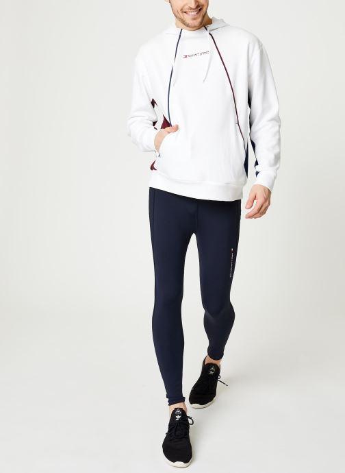 Vêtements Tommy Sport Mesh Legging Bleu vue bas / vue portée sac