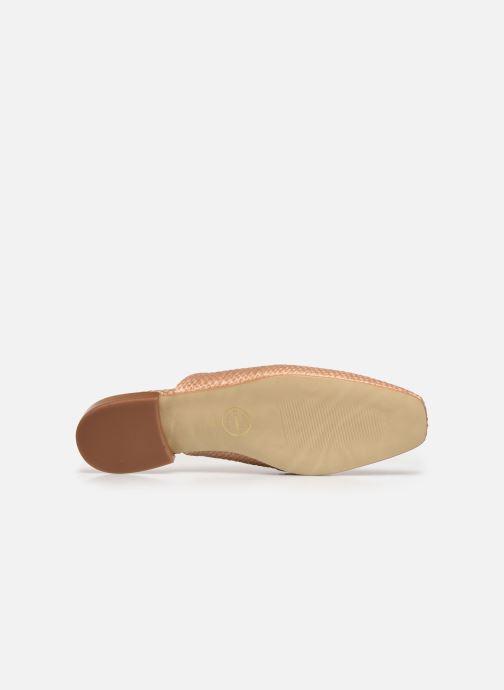 Zoccoli Made by SARENZA Riviera Couture Mules #2 Beige immagine dall'alto