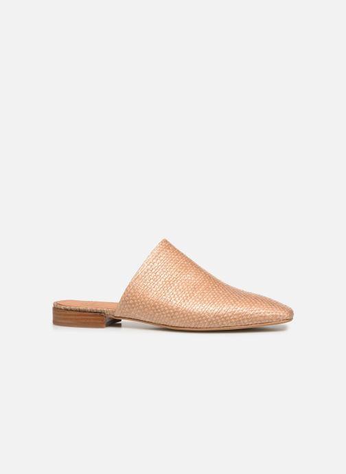 Zuecos Made by SARENZA Riviera Couture Mules #2 Beige vista de detalle / par
