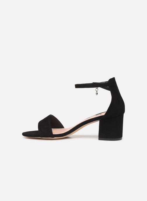 Sandales et nu-pieds Xti 34073 Noir vue face