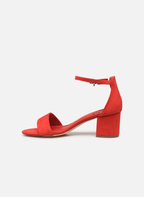 Sandales et nu-pieds Xti 34073 Rouge vue face