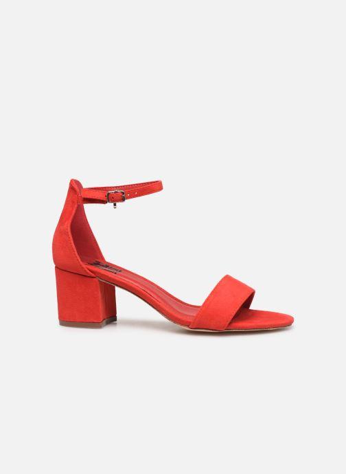 Sandales et nu-pieds Xti 34073 Rouge vue derrière