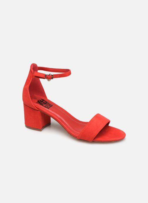Sandales et nu-pieds Xti 34073 Rouge vue détail/paire