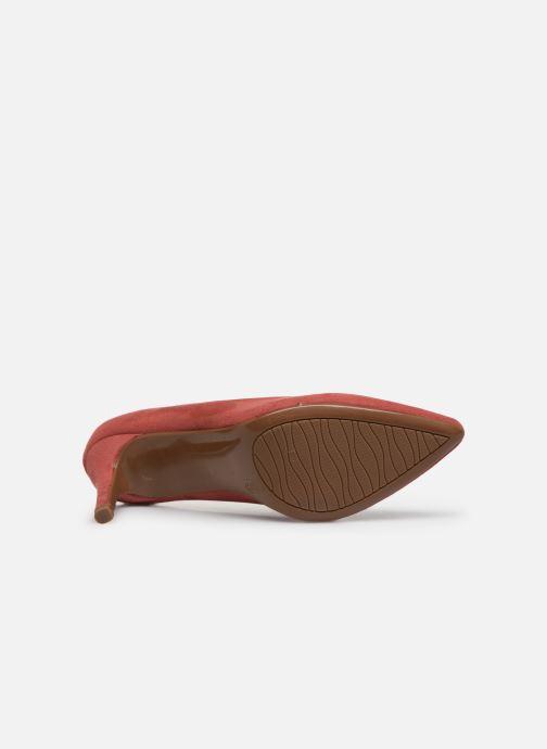 Zapatos de tacón Xti 34076 Rosa vista de arriba