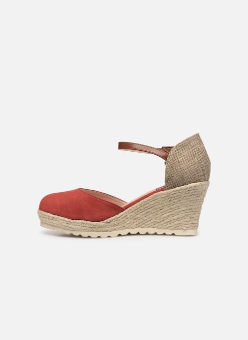 Espadrilles Xti 34102 Red front view