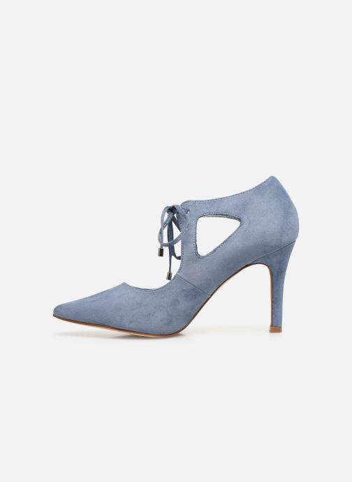 Zapatos de tacón Xti 35004 Azul vista de frente