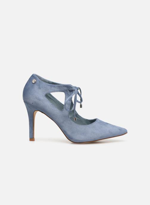 Zapatos de tacón Xti 35004 Azul vistra trasera