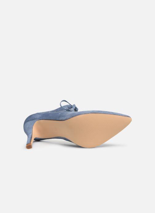 Zapatos de tacón Xti 35004 Azul vista de arriba