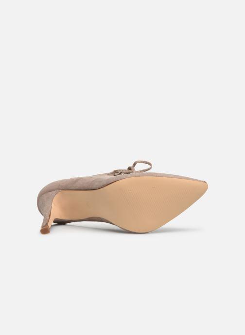 Zapatos de tacón Xti 35004 Beige vista de arriba