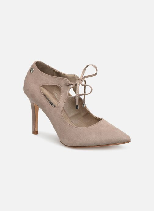 Zapatos de tacón Xti 35004 Beige vista de detalle / par