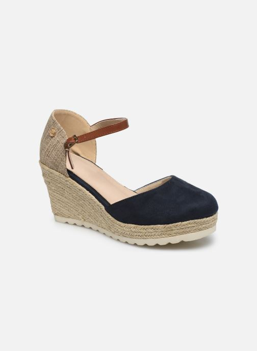 Espadrilles Xti 48130 Blue detailed view/ Pair view