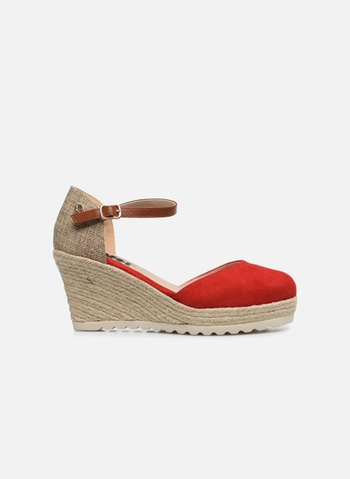 Espadrilles Xti 48130 Red back view