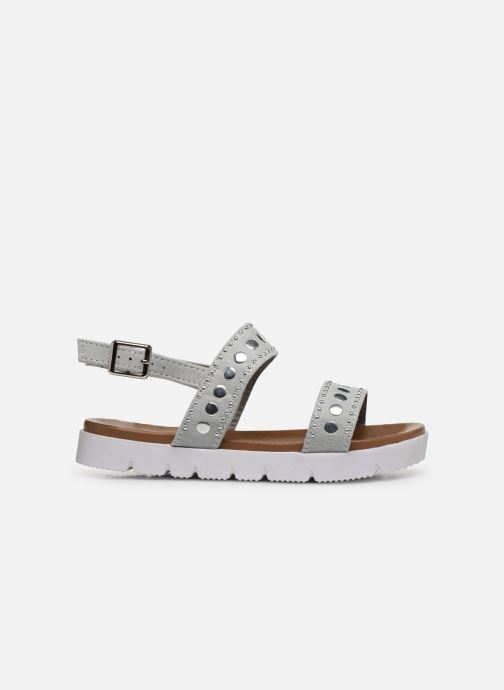 Sandales et nu-pieds Xti 56655 Gris vue derrière