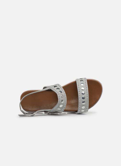 Sandales et nu-pieds Xti 56655 Gris vue gauche