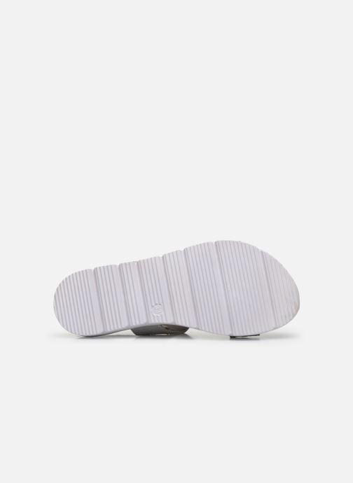 Sandales et nu-pieds Xti 56655 Gris vue haut