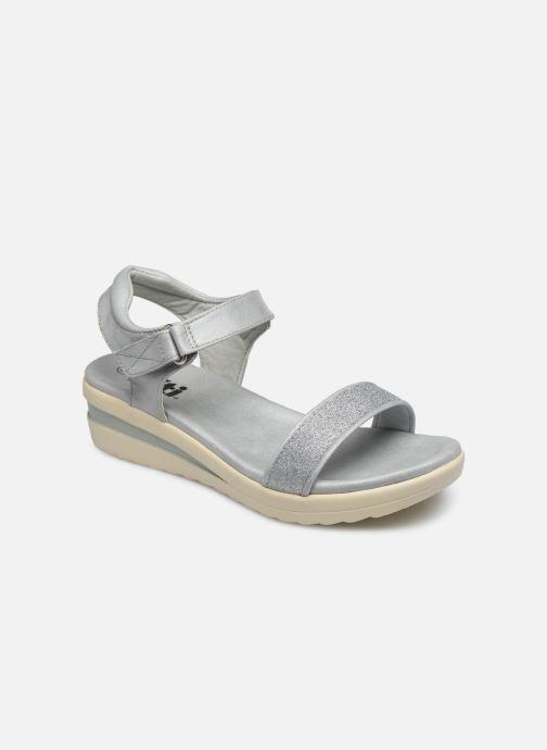 Sandales et nu-pieds Xti 56661 Gris vue détail/paire