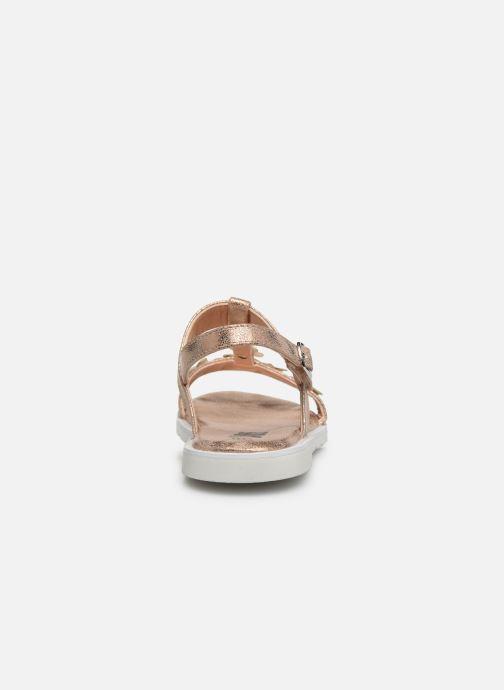 Sandales et nu-pieds Xti 56666 Beige vue droite