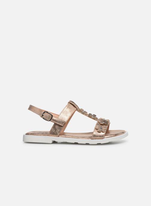 Sandales et nu-pieds Xti 56666 Beige vue derrière