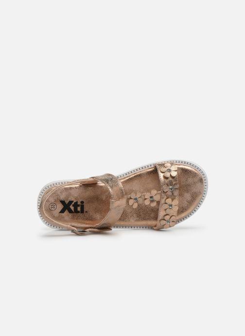 Sandales et nu-pieds Xti 56666 Beige vue gauche