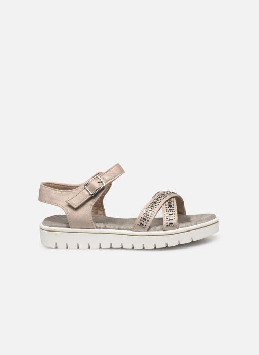 Sandales et nu-pieds Xti 56685 Beige vue derrière