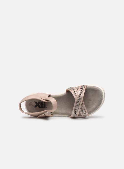 Sandales et nu-pieds Xti 56685 Beige vue gauche