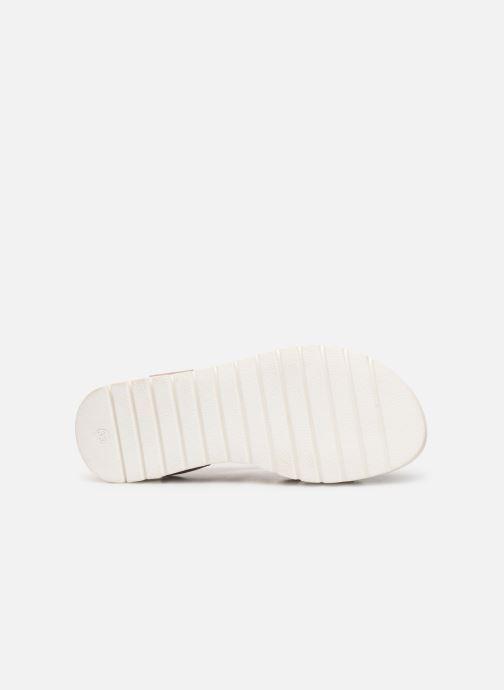 Sandales et nu-pieds Xti 56685 Beige vue haut
