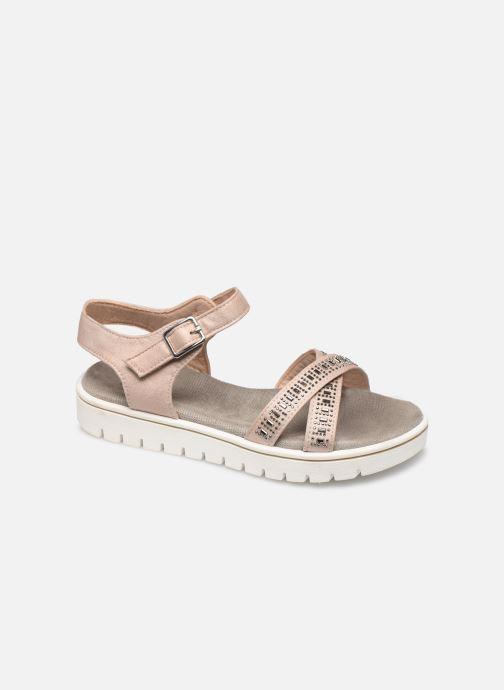Sandales et nu-pieds Xti 56685 Beige vue détail/paire