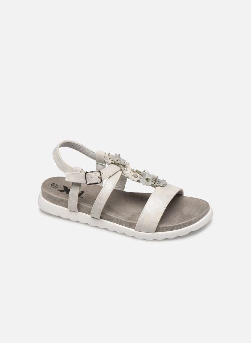 Sandales et nu-pieds Xti 56690 Blanc vue détail/paire
