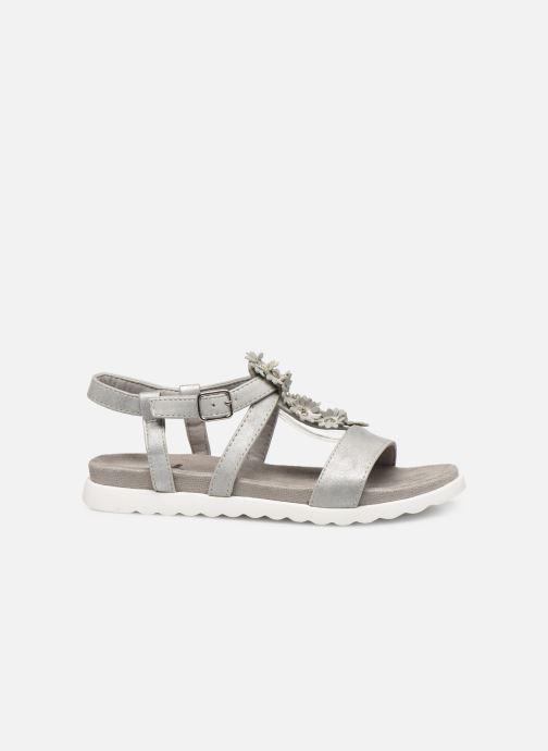 Sandales et nu-pieds Xti 56690 Argent vue derrière